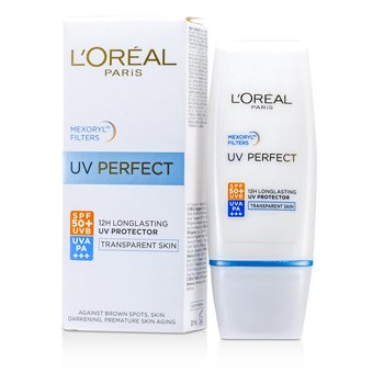 L'Oreal Dermo-Expertise UV Perfect ���� ���� ����� �� ������ ��� ��������� �������(SPF50 P+++) - ����� �����  30ml/1oz
