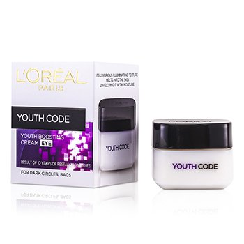 L'Oreal Dermo-Expertise Youth Code Crema Ojos Rejuvenecedora Anti-Arrugas  15ml/0.5oz