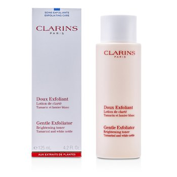 Clarins Gentle Exfoliator Brightening Toner  125ml/4.2oz