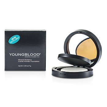 Youngblood Mineral Radiance Base de Maquillaje Crema Polvos - # Tawnee  7g/0.25oz