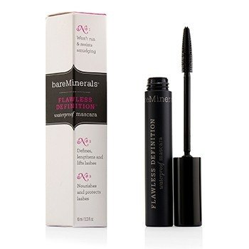 BareMinerals BareMinerals Flawless Definition Waterproof Mascara - Black 49568  10ml/0.33oz