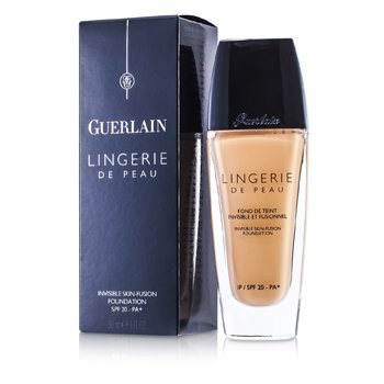 Guerlain Lingerie de Peau Invisible Skin Fusion Foundation SPF 20 PA+ - # 02 Beige Clair  30ml/1oz