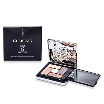 Guerlain Paleta sześciu cieni do powiek Ecrin 6 Couleurs Eyeshadow Palette - #93 Rue De Passy  7.3g/0.25oz