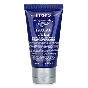 Kiehl's Facial Fuel energizujúce zvhlčujúce ošetrenie pre pánov  75ml/2.5oz