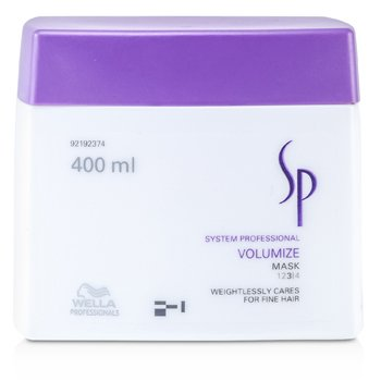 Wella SP Volumize Mascarilla ( Para Cabello Fino )  400ml/13.33oz
