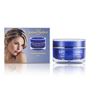 Methode Jeanne Piaubert Suprem Advance - Komplett Antialdrende Nattpleie  50ml/1.66oz