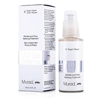 Murad Tratamento Para Poros White Brilliance Wrinkle & Pore Refining  30ml/1oz