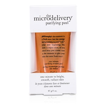 Philosophy The Microdelivery One-Minute Purifying Enzyme Peel  85g/3oz