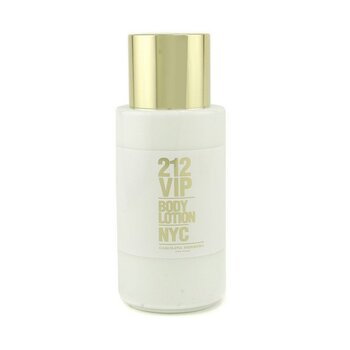Carolina Herrera 212 VIP Body Lotion  200ml/6.7oz