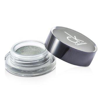 Calvin Klein Tempting Glimmer Sombra de Ojos Crema Pura - #305 Snakeskin Silver (Sin Caja)  2.5g/0.08oz