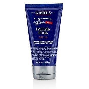 Kiehl's Facial Fuel SPF 15 Solbeskyttelse Energigivende Fuktighetsbehandling  125ml/4.2oz