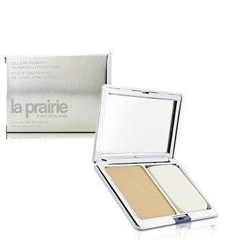La Prairie Base Cellular Treatment Foundation Powder Finish - Beige Dore (Nova embalagem)  14.2g/0.5oz