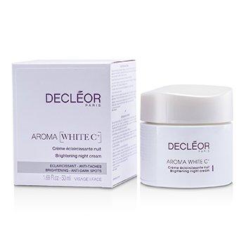 Decleor Aroma White C+ Crema de Noche Iluminante Recuperadora  50ml/1.69oz