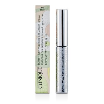 Clinique Mascara Chuốt Mi Dưới - # 01 Black  2ml/0.07oz