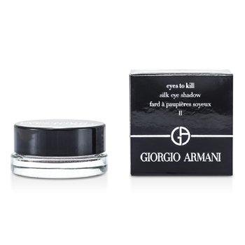 Giorgio Armani Eyes To Kill Silk Sombra de Ojos - # 11 White Punch  4g/0.14oz