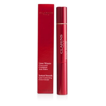 Clarins Lisse Minute Instant Smooth Line Correcting Concentrate  3ml/0.09oz