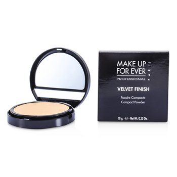 Make Up For Ever Velvet Finish Compact Powder - #3 (Medium Beige)  10g/0.35oz