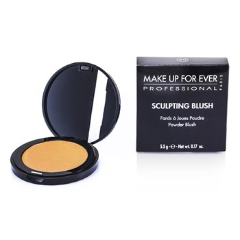 Make Up For Ever Sculpting Blush Powder Blush - #20 (Satin Blood Orange)  5.5g/0.17oz