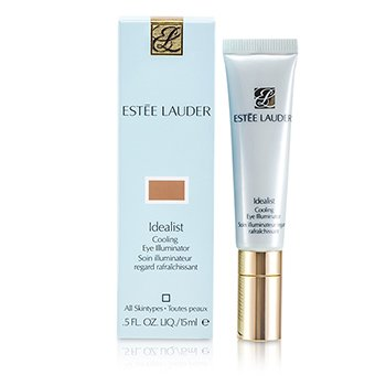 Estee Lauder Idealist Cooling Eye Illuminator - Medium / Deep  15ml/0.5oz