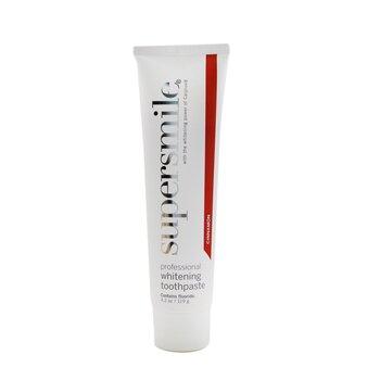 超級微笑  專業美白牙膏- Cinnamon  119g/4.2oz