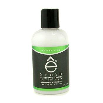 EShave Loção calmante pós barba   - Verbena Lime  180g/6oz