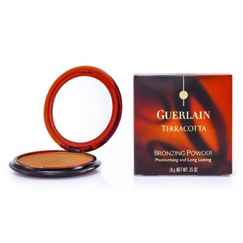 Guerlain Terracotta Bronzing Powder (Moisturising & Long Lasting) - No. 04  10g/0.35oz