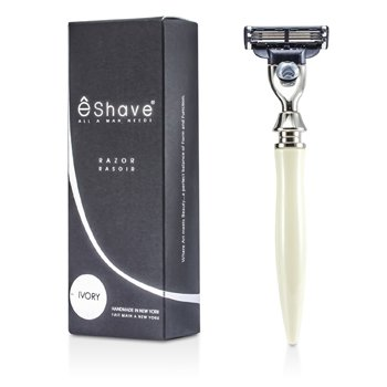 EShave 3 Blade Razor - White  1pc