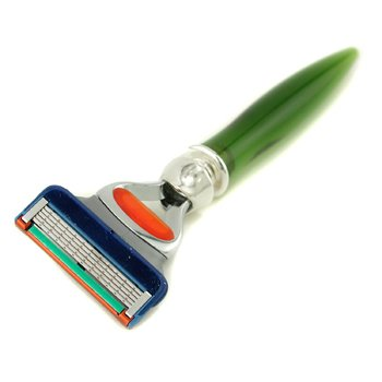 EShave Aparat de Ras 5 Lame - Verde  1pc