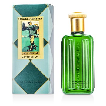 Caswell Massey Greenbriar After Shave  50ml/1.7oz