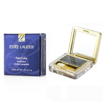 Estee Lauder New Pure Color Sombra de Ojos - # 58 Black Crystals ( Metálico )  2.1g/0.07oz