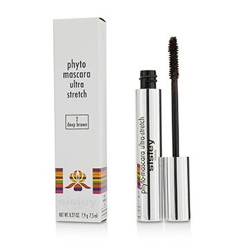 Sisley Phyto Mascara Ultra Stretch - # 02 Deep Brown  7.9g/0.27oz