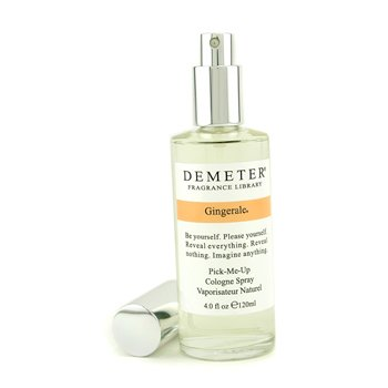 Demeter Gingerale Colonia Vaporizador  120ml/4oz