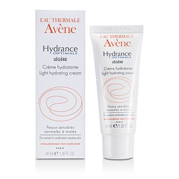 Avene Hydrance Optimale Light Crema Hidratante (Piel Normal y Mixta)  40ml/1.35oz