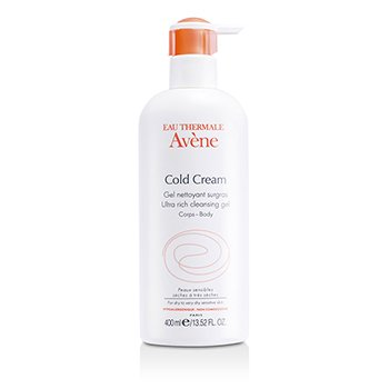 Avene Cold Gel Limpiador ultra Rico  400ml/13.52oz