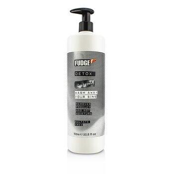 Fudge Detox Shampoo - Sulfate Free (Menghapus Produk & Tidak Lembab)  1000ml/33.8oz
