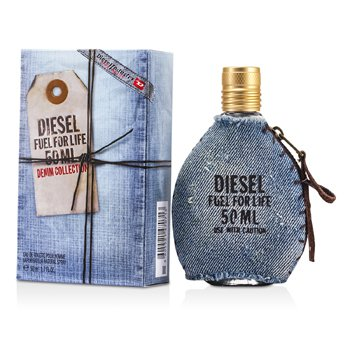 Diesel Fuel for Life Denim Collection Homme Eau De Toilette Spray  50ml/1.7oz