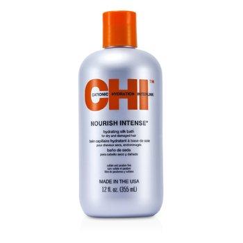 CHI Nourish Intense Hydrating Silk Bath (For Dry & Damaged Hair)  350ml/12oz
