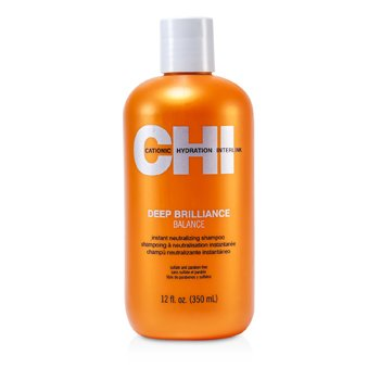 CHI Shampoo Deep Brilliance Balance Instant Neutralizing   350ml/12oz