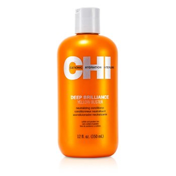 CHI Deep Brilliance Yellow Buster Acondicionador Neutralizante  350ml/12oz