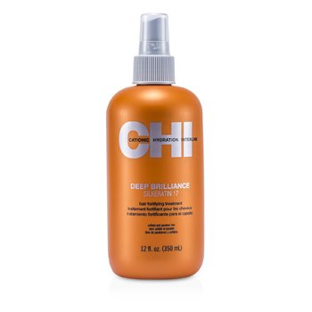 CHI Deep Brilliance Silkeratin 17 Tratamiento Fortalecedor  350ml/12oz