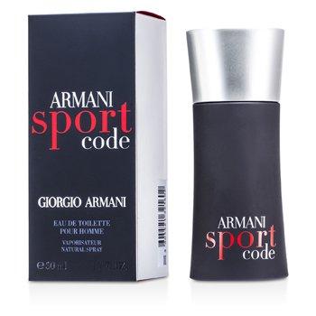 Giorgio Armani Armani Code Sport Eau De Toilette Spray  50ml/1.7oz