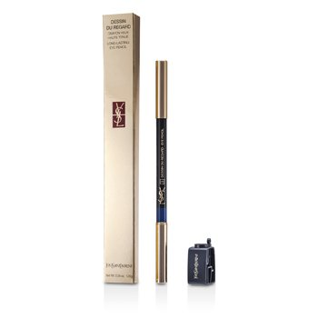 Yves Saint Laurent Dessin Du Regard Long Lasting Eye Pencil - No. 3 (Oriental Blue)  1.25g/0.04oz