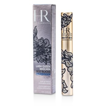 Helena Rubinstein Lash Queen Sexy Blacks Waterproof Mascara - #01 Scandalous Black  5.3g/0.2oz