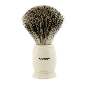The Art Of Shaving Pure Badger Shaving Brush - Ivory  1pc
