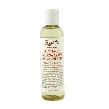 Kiehl's Superbly Restorative Argan Dry Oil  125ml/4.2oz