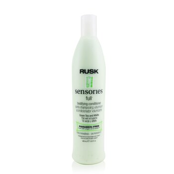 Rusk Sensories Full Green Tea and Alfalfa Bodifying Conditioner  400ml/13.5oz