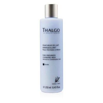 Thalgo Pure Freshness Cleansing Milk (Normal or Combination Skin)  250ml/8.45oz