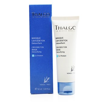 Thalgo ماسک Cryodetox  50ml/1.69oz