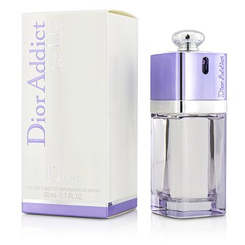 Christian Dior Addict To Life Agua de Colonia Vap.  50ml/1.7oz
