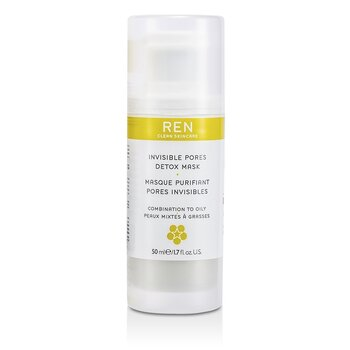 Ren Invisible Pores Detox Mask (For Combination to Oily Skin)  50ml/1.7oz